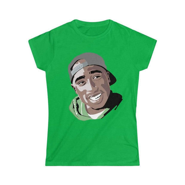 """The West Side King""  Custom T-Shirt for Women - Awesome, custom designed T-shirts & Art  