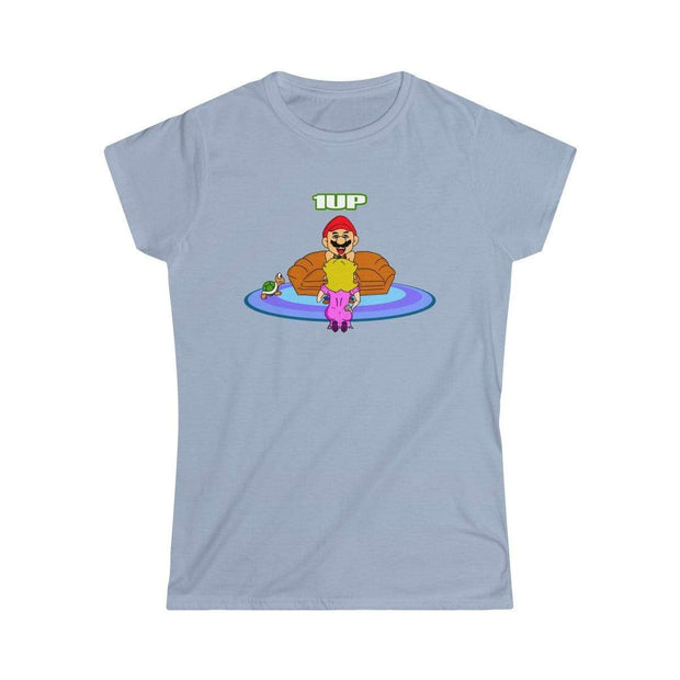 """The Happy Ending"" Custom T-Shirt for Women - Awesome, custom designed T-shirts & Art  