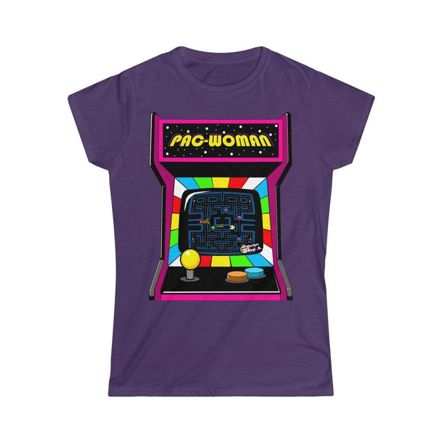 """The Arcade"" Custom T-Shirt for Women - Awesome, custom designed T-shirts & Art  