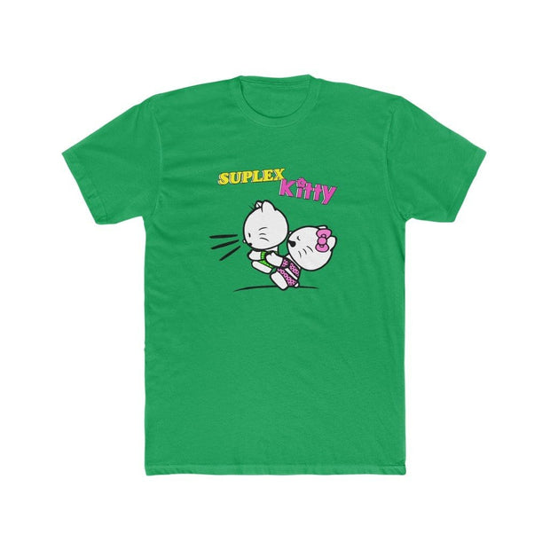 """Suplex Kitty"" T-shirt for Men - Awesome, custom designed T-shirts & Art  