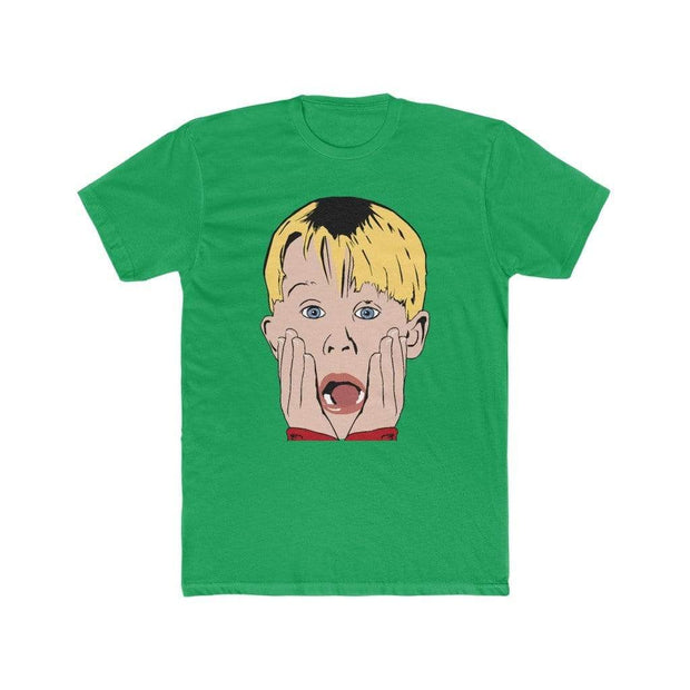 """Home Alone"" T-shirt for Men - Designs by Royi .B."