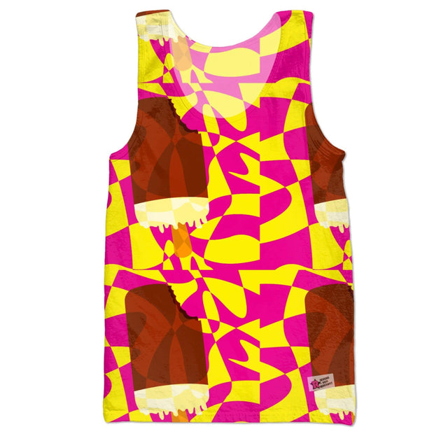 """Summer"" Tank Top - Awesome, custom designed T-shirts & Art  