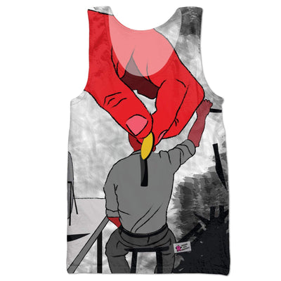 """The Employee"" Tank Top - Awesome, custom designed T-shirts & Art  