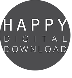 Happy Digital Download