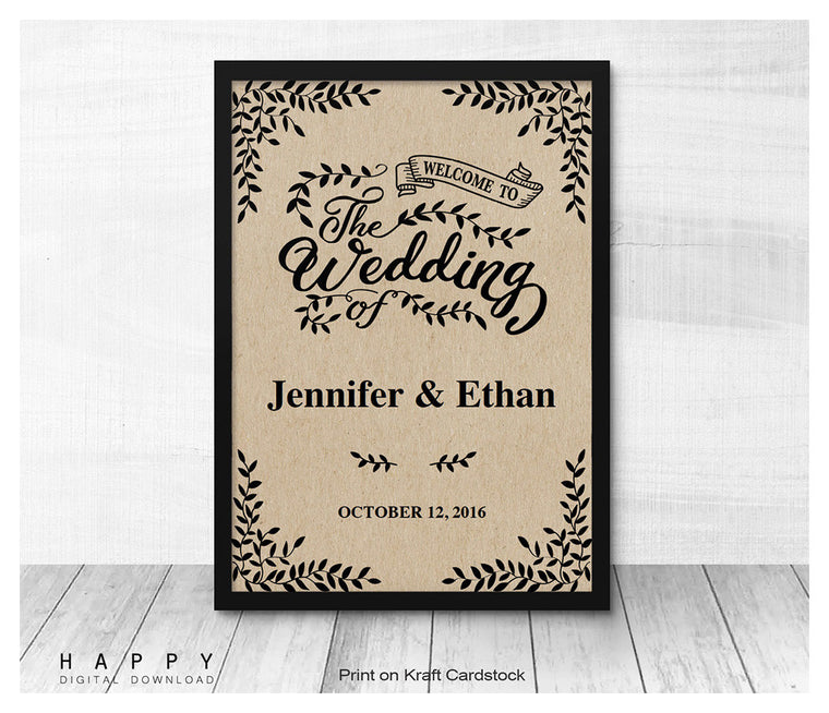 printable chalkboard photo booth wedding sign happy digital download. Black Bedroom Furniture Sets. Home Design Ideas
