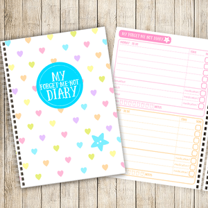 NEW to-do diary