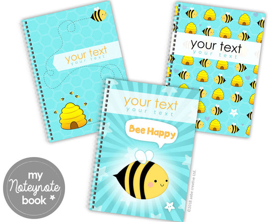 My Noteynote Book : Bea Bee collection