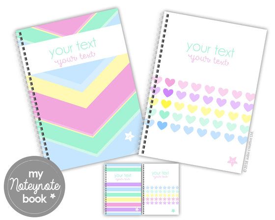 My Noteynote Book : Candy collection