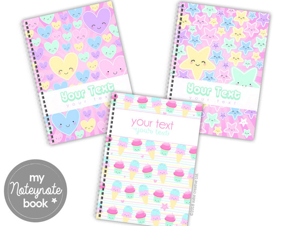 My Noteynote Book : Cutie collection