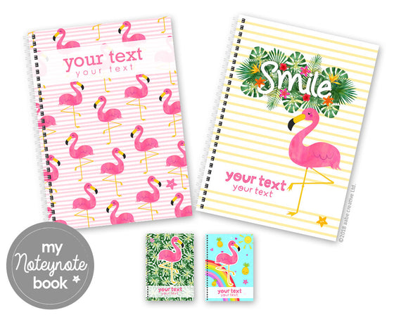 My Noteynote Book : Doris Flamingo collection