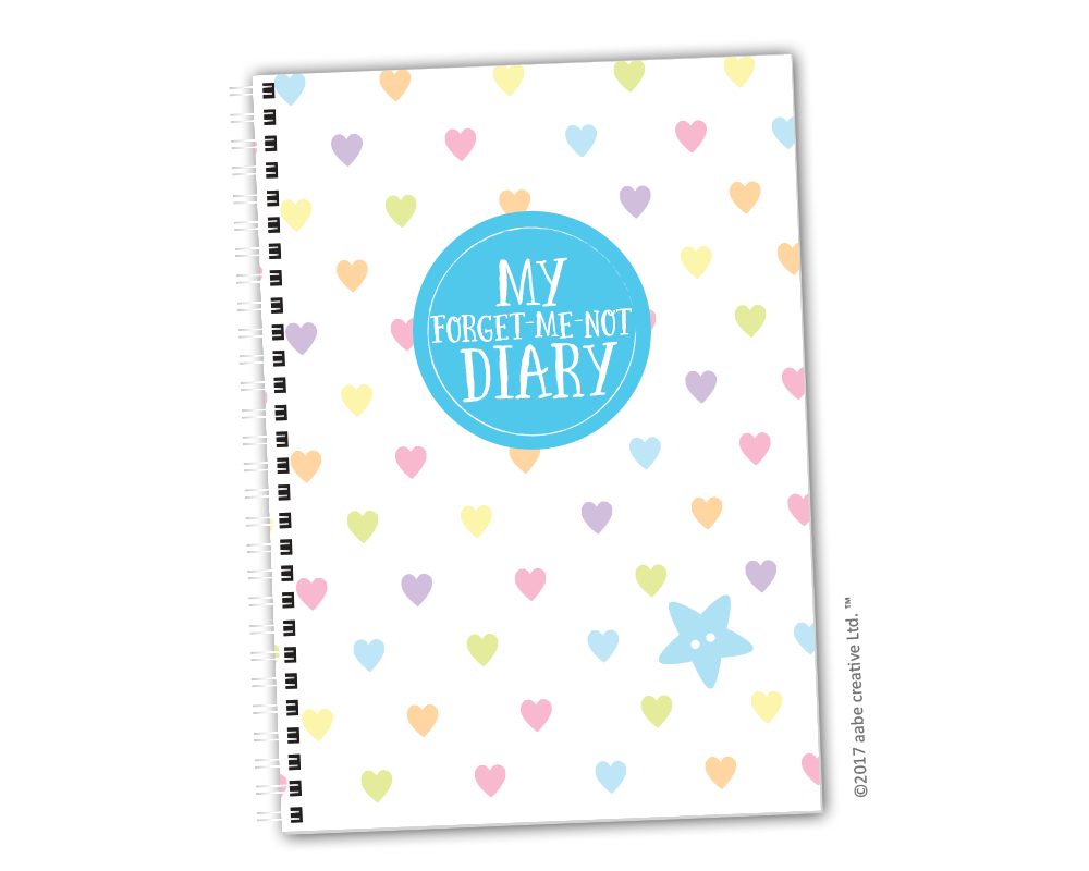 My Forget-Me-Not Diary