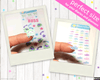 Planner stickers - Handmade by aabe creative