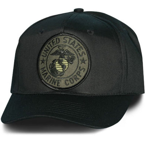 U.S. Marine Corps Olive Patch Hat