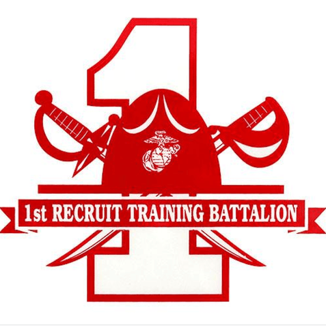 1st Battalion Decal Decal