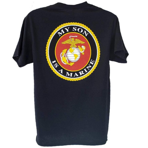 My Son Is A Marine T-Shirt