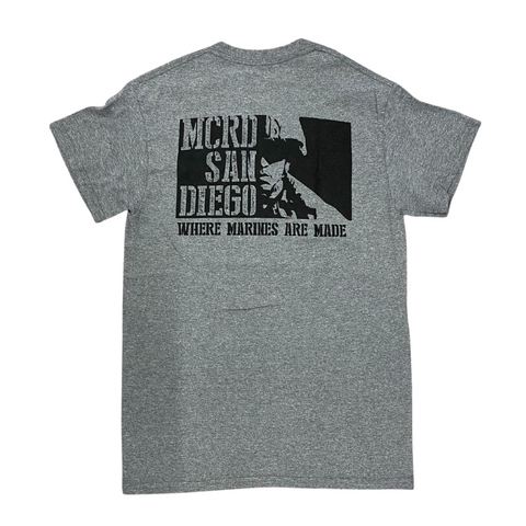 MCRD San Diego - Where Marines are Made Shirt