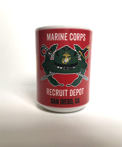 Battalion Recruit Training Mug Drinkware