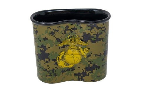 Ceramic Digital Camo Canteen Mug Drinkware