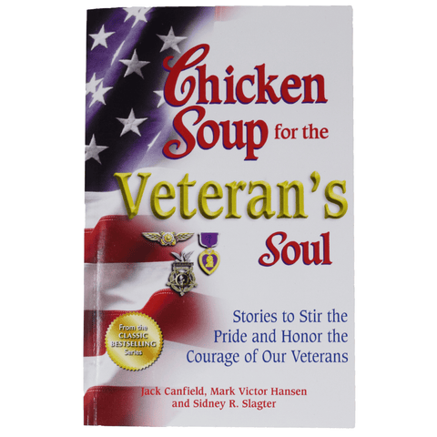 Chicken Soup for The Veteran's Soul Book by Jack Canfield (Paperback) Book
