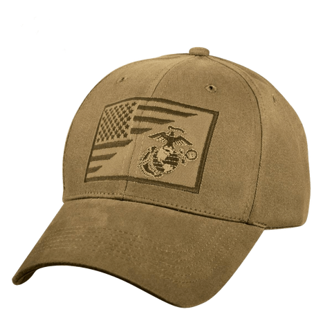 Coyote Brown EGA/USA Hat Hats