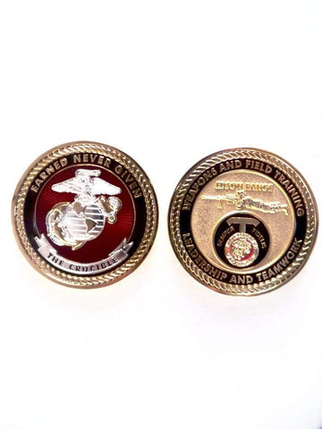 Crucible Challenge Coin Challenge Coins