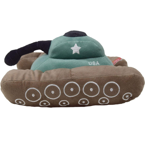 Cuddle Zoo Military Tank Toys