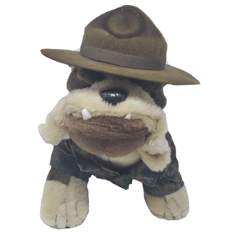 Drill Instructor Bulldog Toys