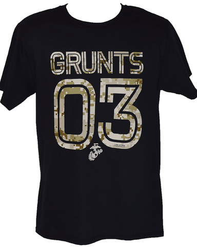 Grunts 03 Graphic T-Shirt T-Shirt