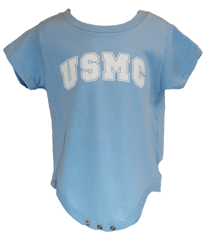 Infants USMC Onesies Youth Apparel