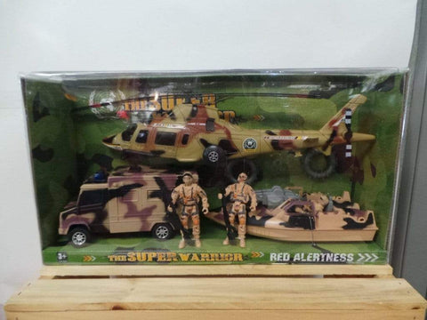 Marine Corps Vehicle Set - Air, Land, and Sea Toys