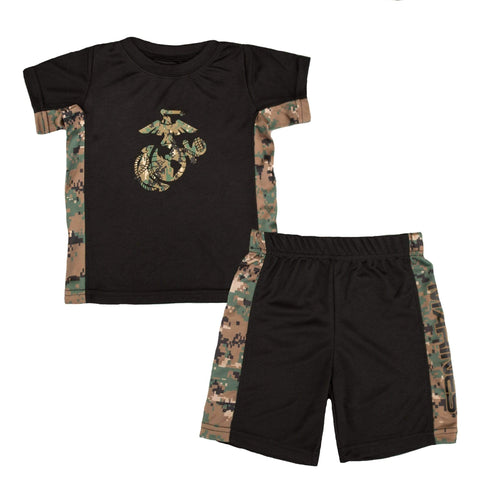 Marine Wooland Athletic Toddler 2pc set Youth Apparel