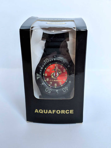 Men's Athletic EGA Red Faced Watch Watches