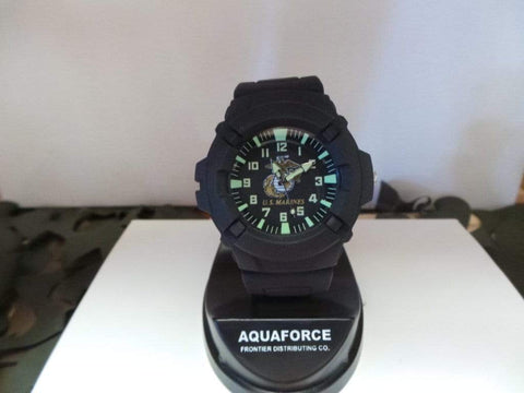 Men's EGA Black Faced Watch Watches