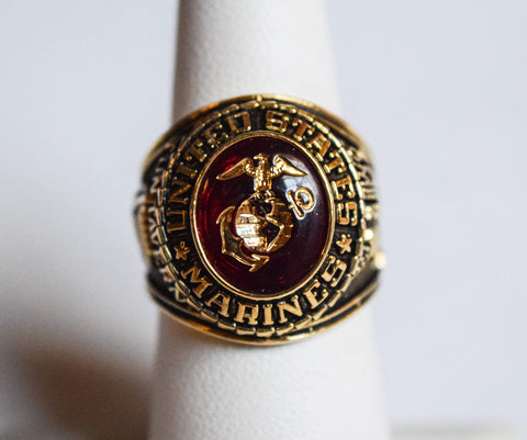 Men's Marine Corps Ring Jewelry