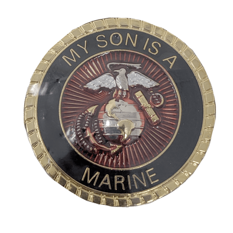 My___Is A Marine Pin Pins