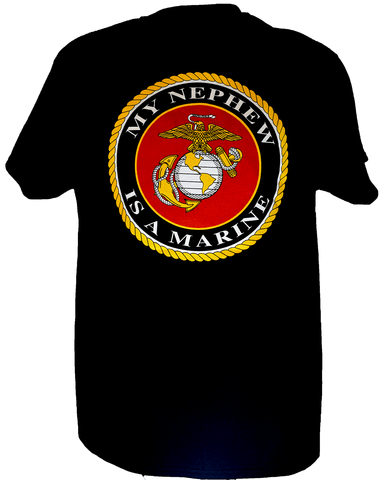 My Nephew Is A Marine T-Shirt T-Shirt