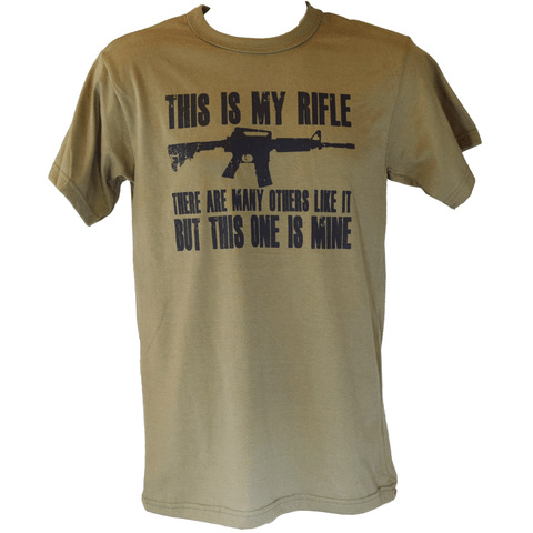 Rifleman's Creed Graphic T-Shirt T-Shirt