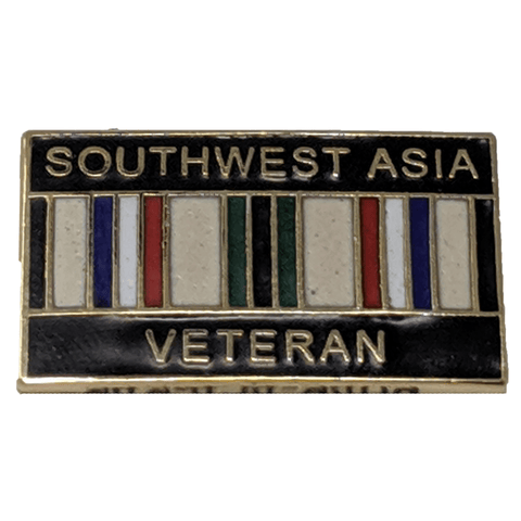 Southwest Asia Ribbon Pin