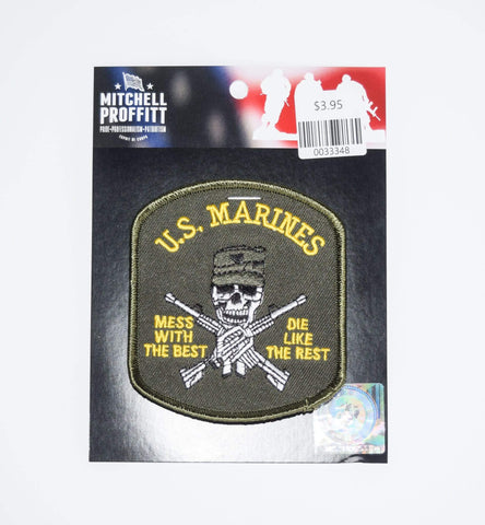 U.S. Marines Mess With The Best Patch Patches