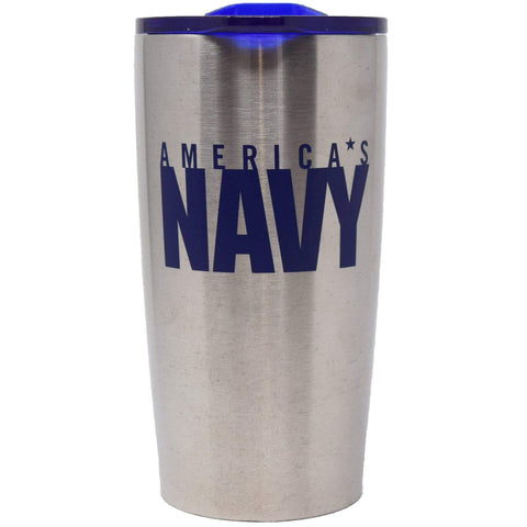 U.S. Navy Stainless Steel Tumbler Drinkware
