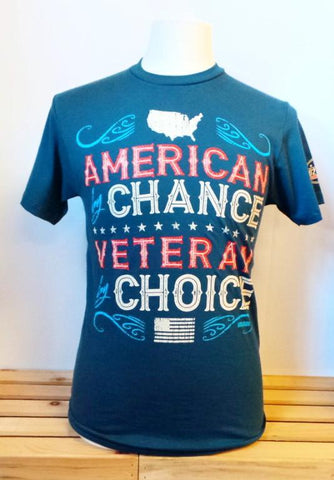 Veteran By Choice Graphic T-Shirt T-Shirt