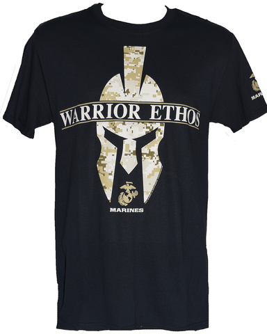 Warrior Ethos Graphic T-Shirt T-Shirt