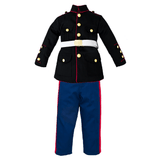 Youth Dress Blues Uniform Set Youth Apparel