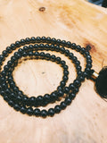 Hematite Mala - 8 mm (108 beads) - Earth's Elements