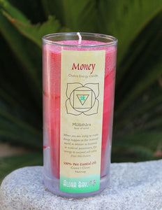 11oz Money Candle - Earth's Elements
