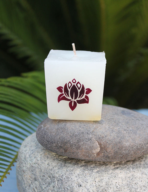 2x2 Purity Candle (Gardenia, Lotus + Jasmine) - Earth's Elements