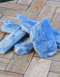 Blue Kyanite - Earth's Elements