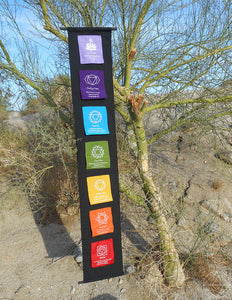 Chakra Wellbeing Banner - Earth's Elements