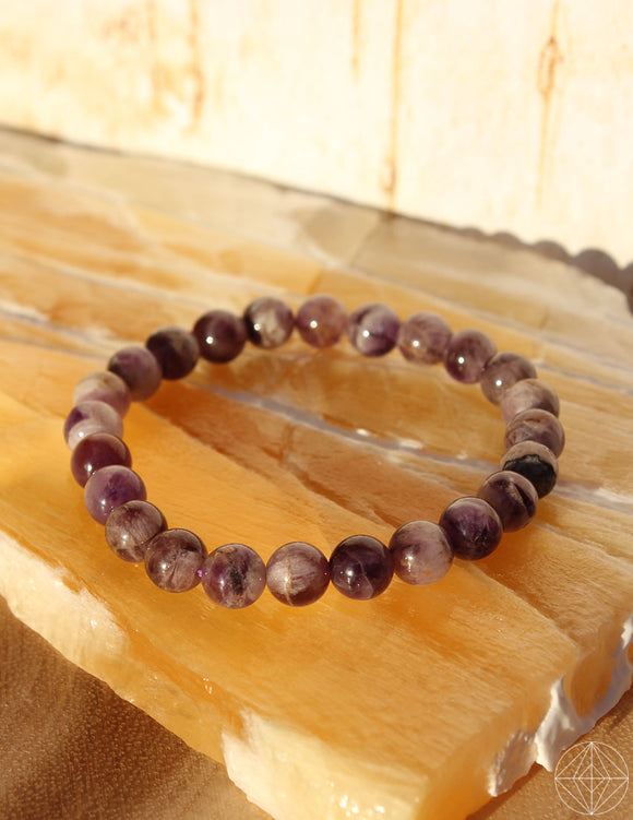 Crystal Bracelet: Amethyst - Earth's Elements