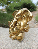 Big Ear Ganesha Statue - Earth's Elements